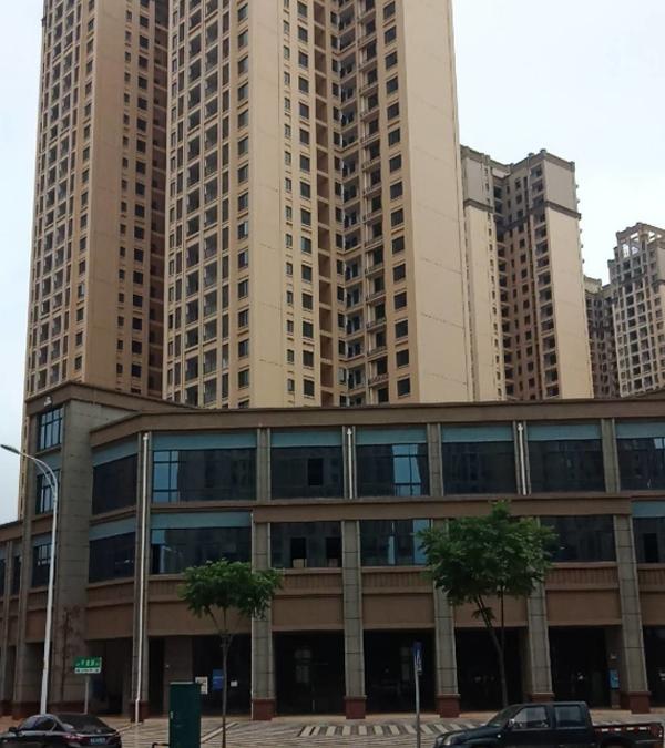 湖南建工集团四公司承建的坪塘南片保障房项目(2017供货)